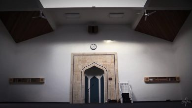 Photo of The Masjid: Handle With Prayer