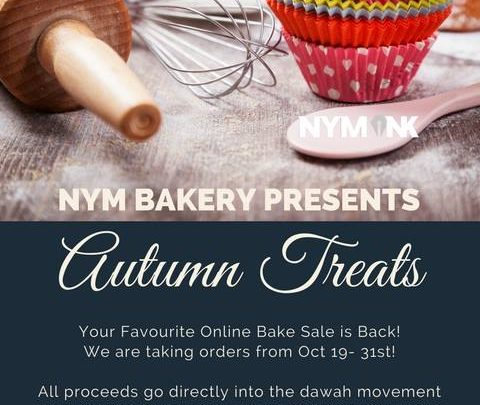 Photo of NYM Bakery Presents – Autumn Treats