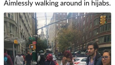 Photo of Walking While Muslim