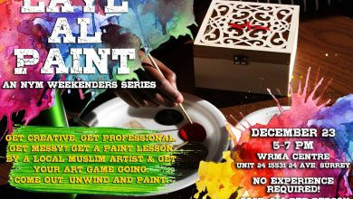 Photo of Layl Al Paint (Paint Night) by NYM Weekenders