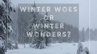 Photo of Winter Woes or Winter Wonders?