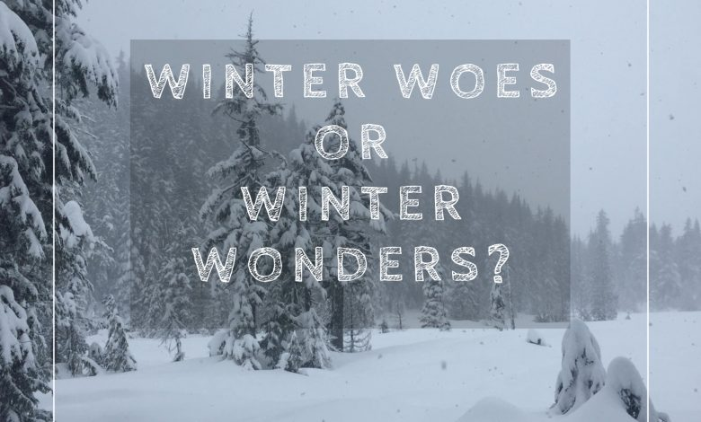 Photo of Winter Woes or Winter Wonders?