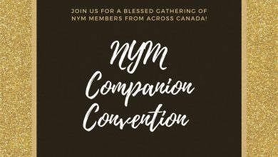 Photo of NYM Companion Convention
