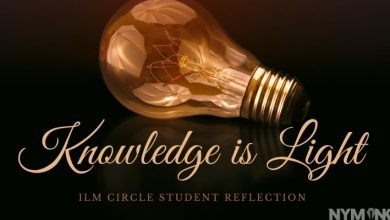 Photo of Knowledge is Light