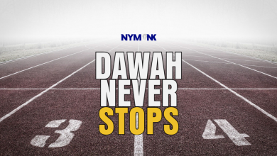 Photo of The Da'wah Never Stops